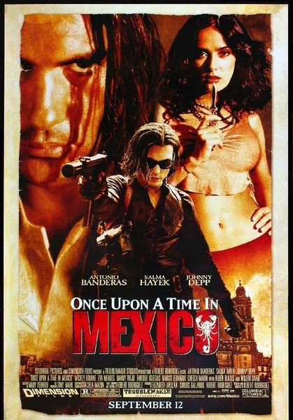 墨西哥往事 2003.HD720P 迅雷下载