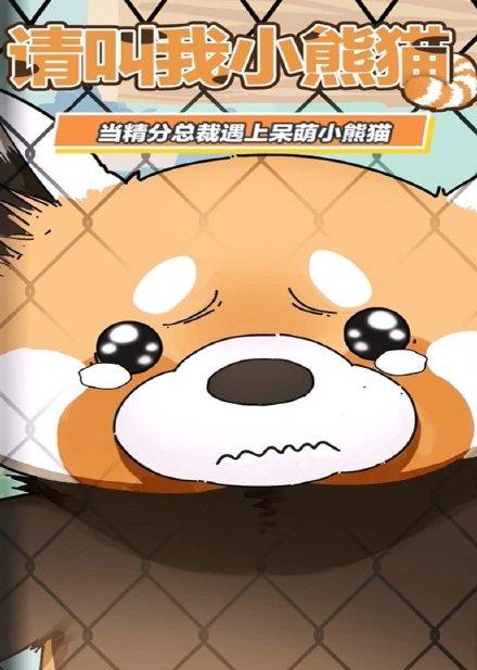 漫動畫·請叫我小熊貓