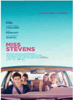 史蒂文斯小姐