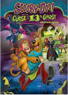 史酷比與第13個幽靈的詛咒