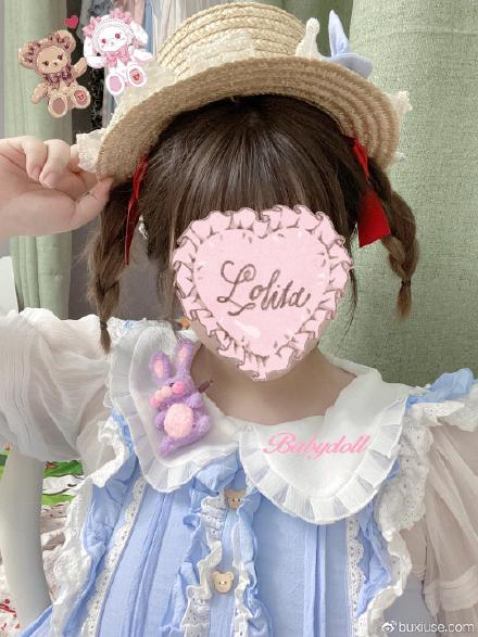 胖胖的lolita爱好者