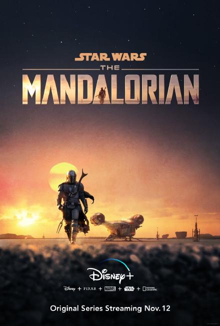 星球大战系列美剧《曼达洛人/The Mandalorian》第一季全集 百度云高清下载图片 第1张