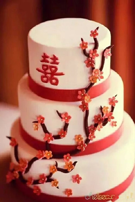 爱福利-蛋糕遇上中国风喜欢吗 liuliushe.net六六社 第4张