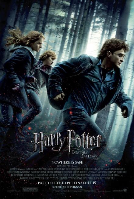 哈利·波特与死亡圣器(上) 2010.HD720P 迅雷下载