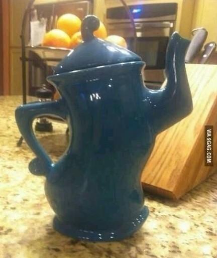 你个破茶壶得瑟啥呀?!