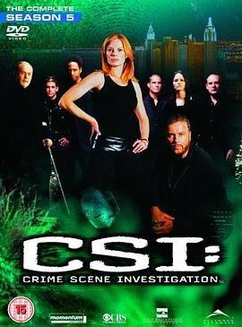 犯罪现场调查第五季