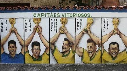 巴西队介绍:一个杀马特和一群泡面头组成的