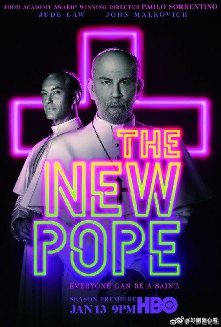 Netflix新剧《新教宗》,仅发布两集就获得9.1分