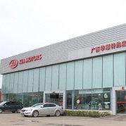 进口起亚-广西华源4S店