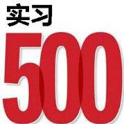 500强实习