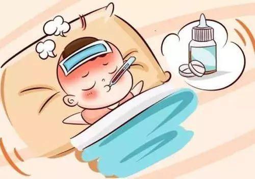 宝宝发烧不想挂水,喝三豆饮呀!