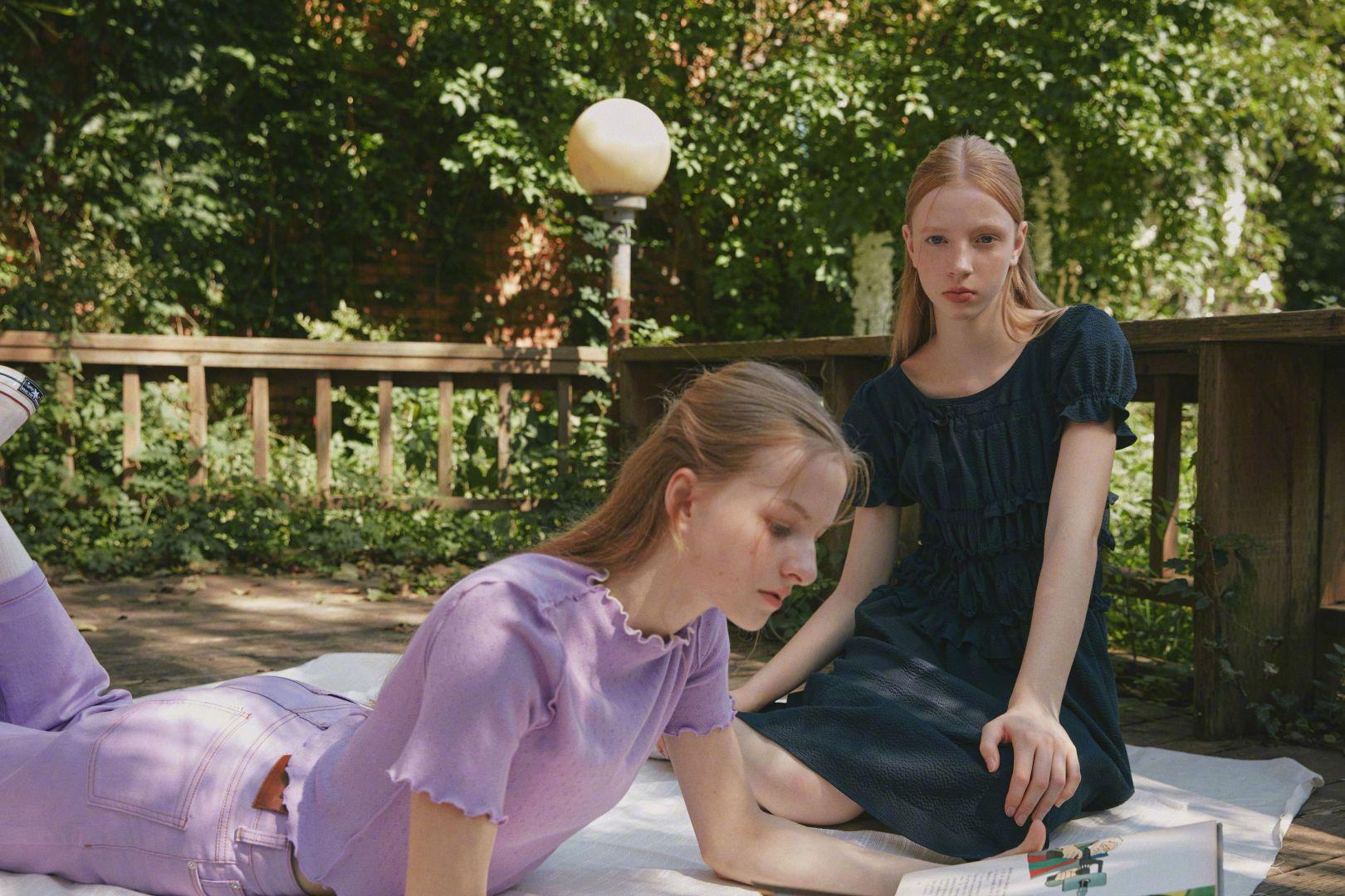 休闲又活泼的春夏系列 'Sisterhood'插图2