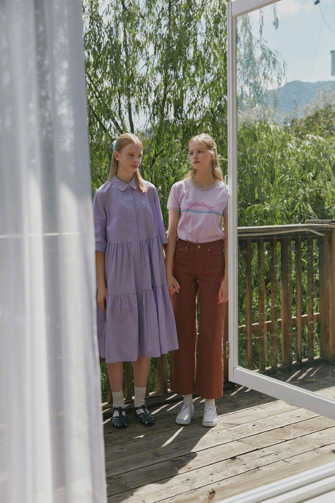 休闲又活泼的春夏系列 'Sisterhood'插图5