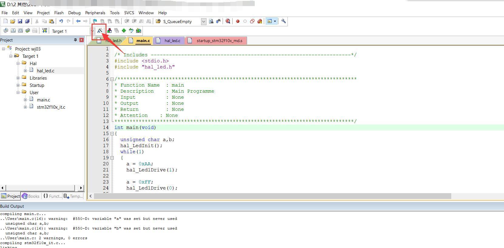 stm32怎么用keil软件进行仿真?(保姆级教程)