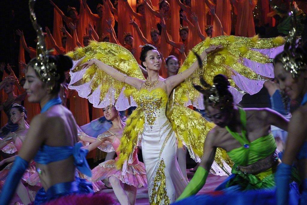 金鹰女神礼服造型,哪位女神气质最惊艳? 