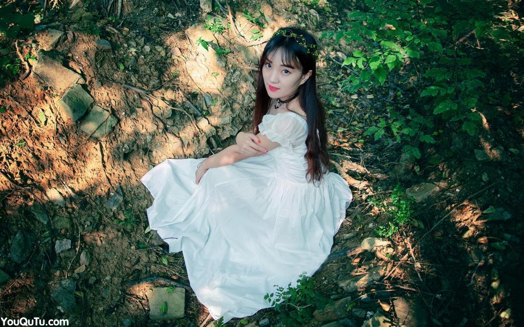 西安市远东第一中学美女校花宋珠勤写真图片