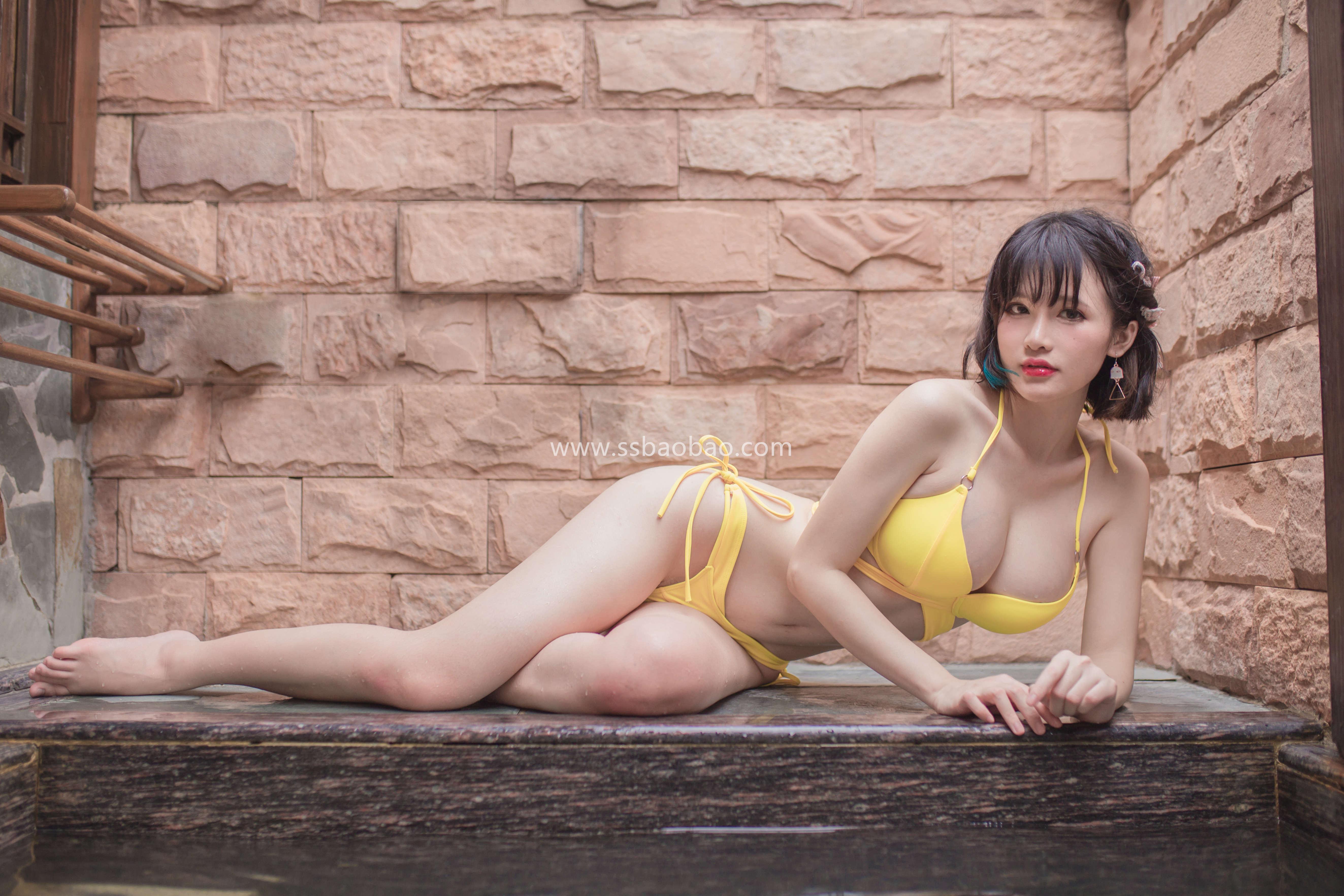 Yoko宅夏 - 妹汤物语(泳装) [55P-423MB]05