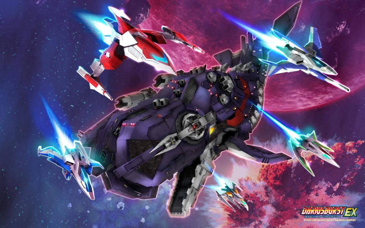 太空战斗机宇宙启示录 (1)