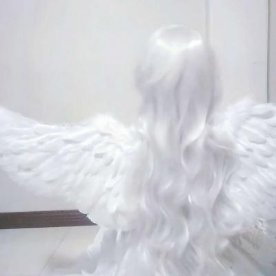神仙背影女生头像 仙气满满高清的不露脸女生背部头像图片