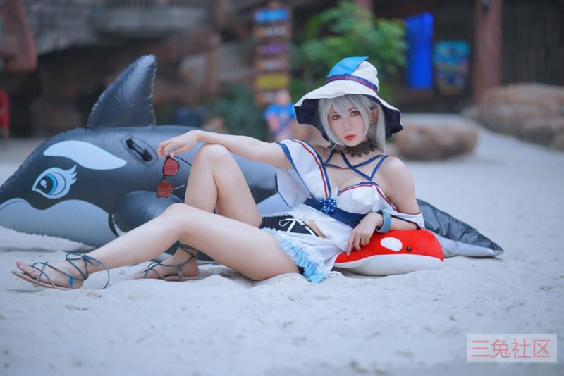 鳗鱼霏儿泳装cosplay图集88套赏析