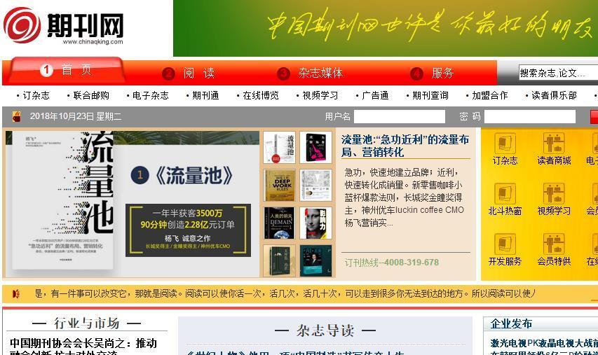 中國期刊網