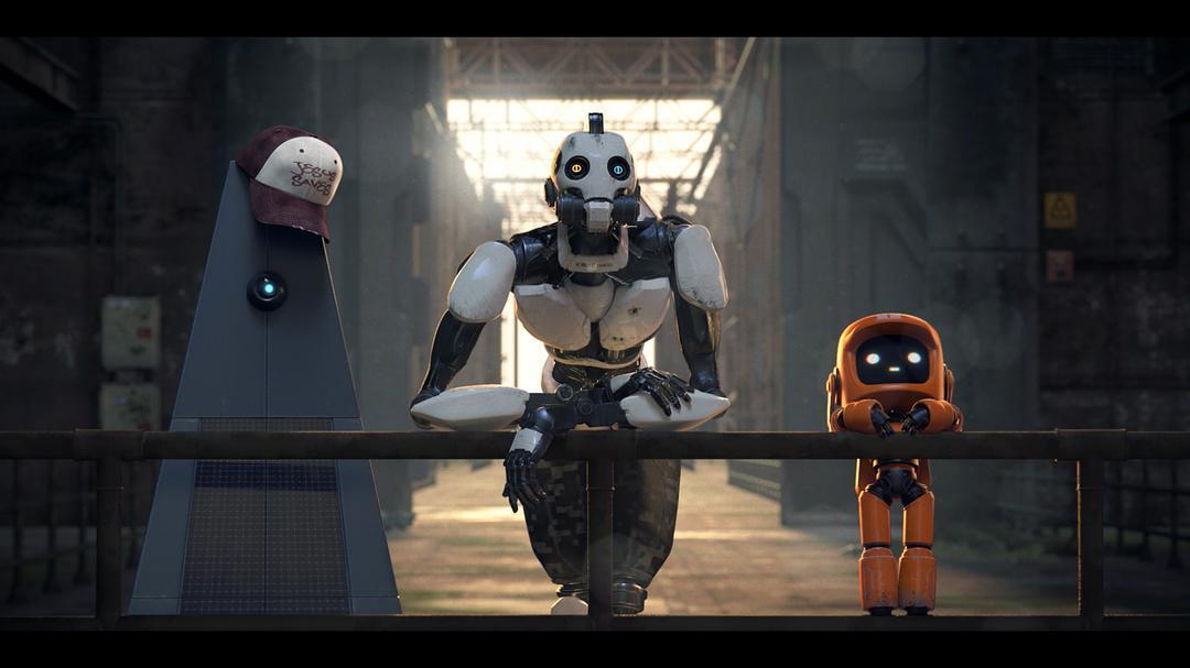 电影短片推荐:爱,死亡和机器人,豆瓣9.4分