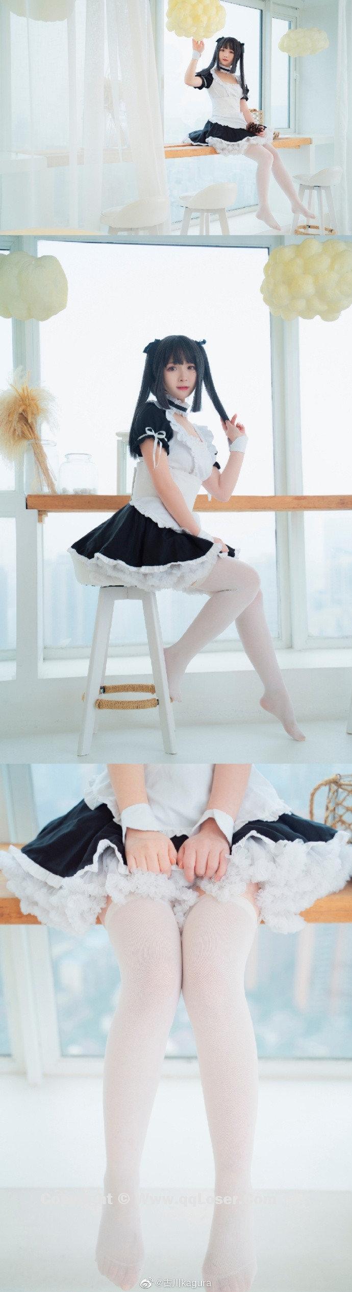 今日妹子推荐「古川kagura 」一个视曾日本妹子的小姐姐