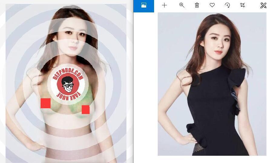 人工AI脱衣算法DeepNude应用宣布关闭