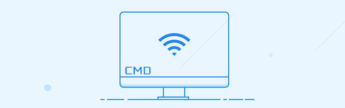CMD命令一键查看连接过的WIFI密码信息