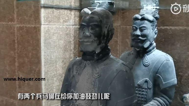 来看看西安兵马俑主题酒店什么水平?