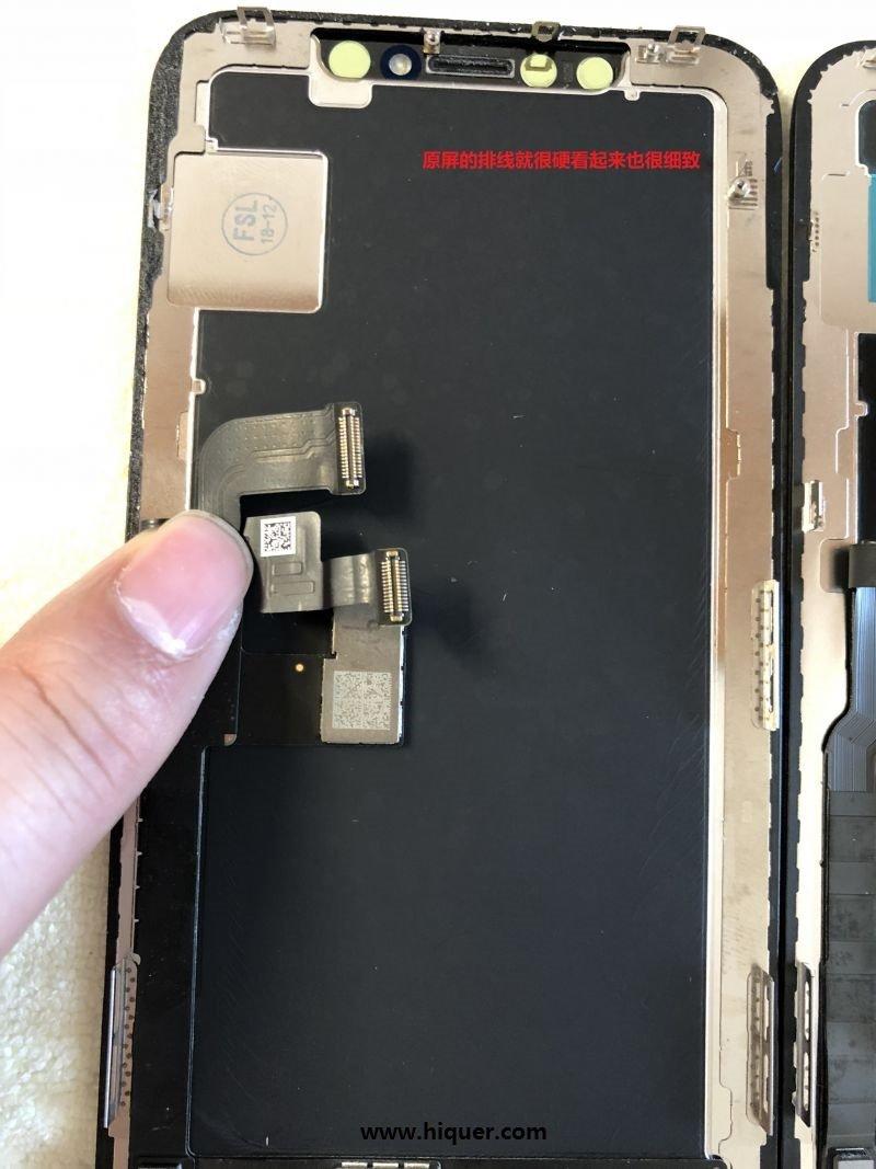随便说说-iPhone X换屏全过程图解 老司机 第4张