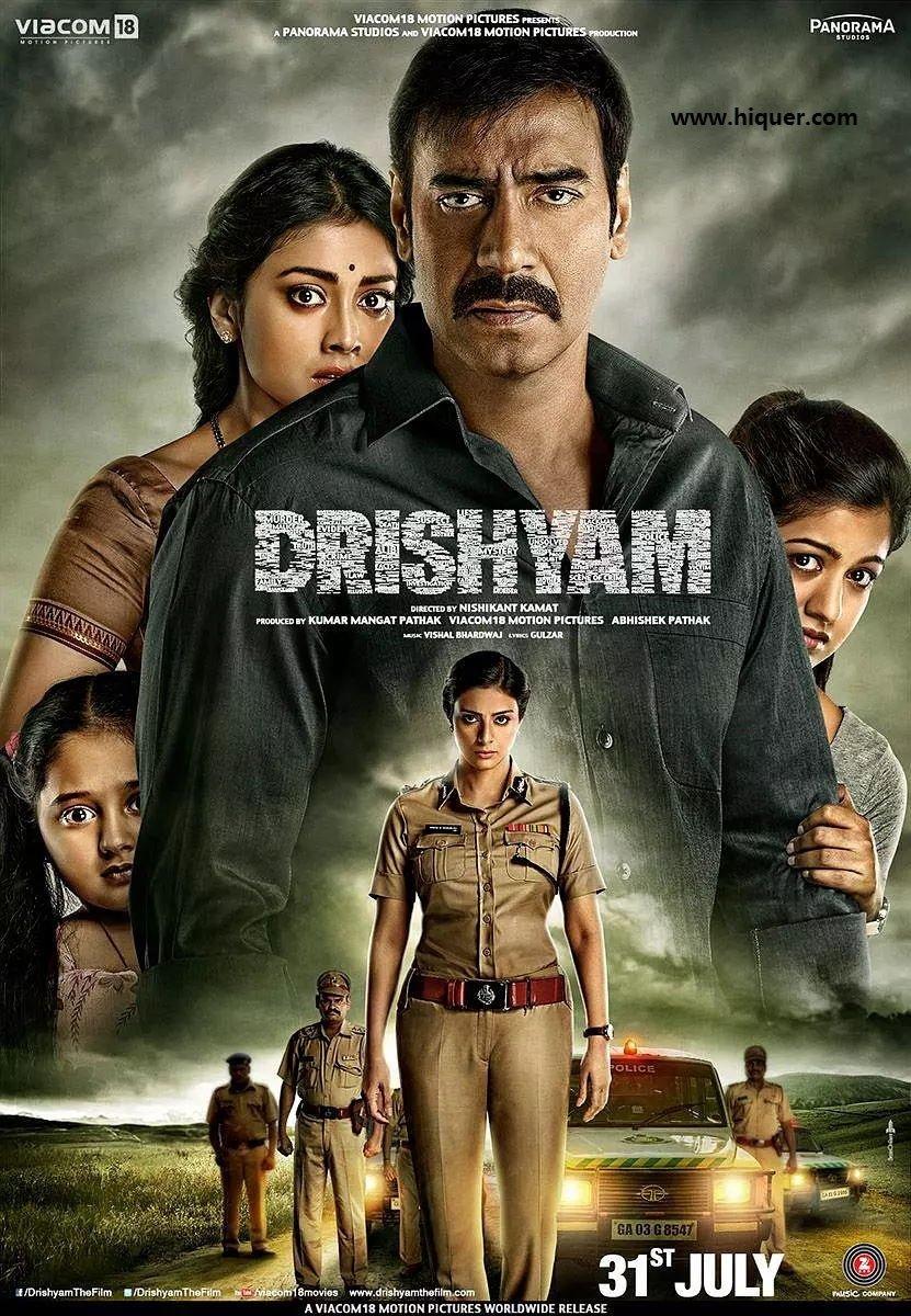 给大家推荐两部印度电影,误杀瞒天记/调琴师