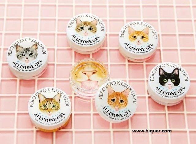 """日本推出""""猫咪口水""""保湿凝胶:伸舌头想萌死谁! 趣事儿 第1张"""