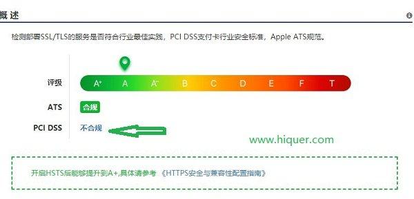 宝塔面板开启TLS1.3解决网站SSL证书报https不安全的问题 维护记录 第2张