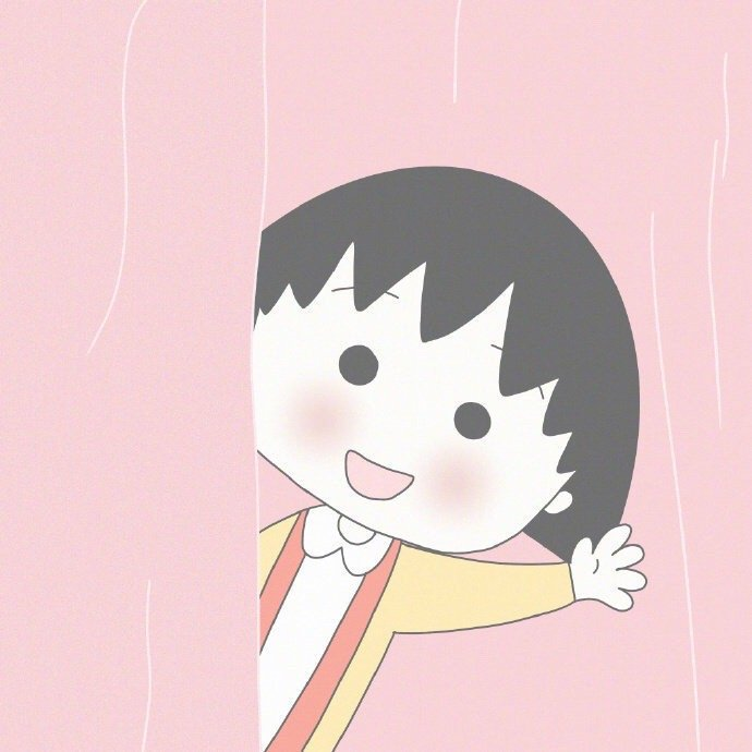 早安心情语句0428:坐在屋檐下看着雨点,我想我可以发一整天的呆