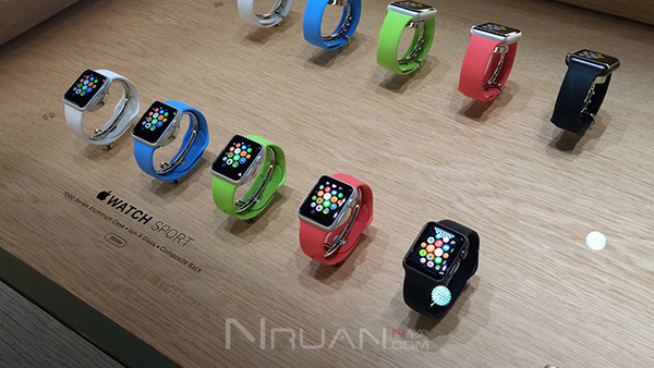 Apple Watch 开机60秒左右全过程视频欣赏的照片