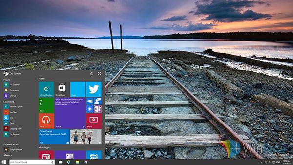 微软:没人想Windows 10收费 但Windows从来不免费的照片