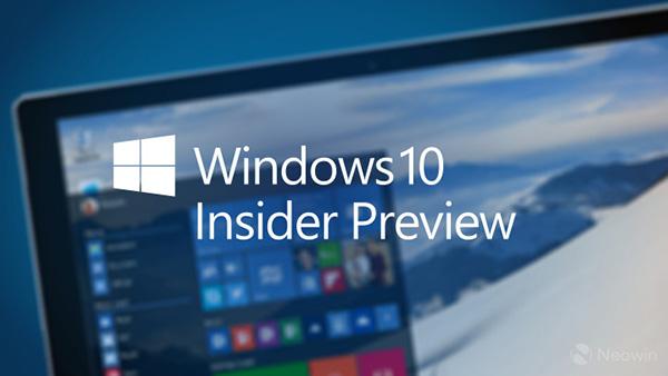 Windows 10系统10130新版向Slow Ring用户开放的照片