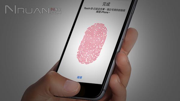 苹果手机iPhone没了Home键 指纹识别咋办?的照片