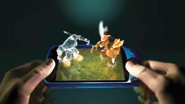 可以3D显示,三星11K手机屏幕要来了的照片 - 1