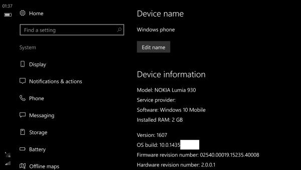 Windows 10周年更新锁定今年7月的照片 - 1