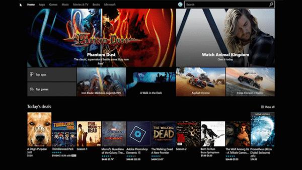 Win10技巧:如何在Windows Store中迅速寻找想要的书籍的照片