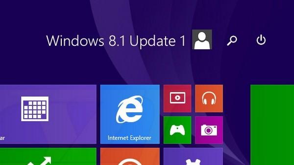 微软的花样真多,原来Win8.1 Update 1其实就是SP1的照片
