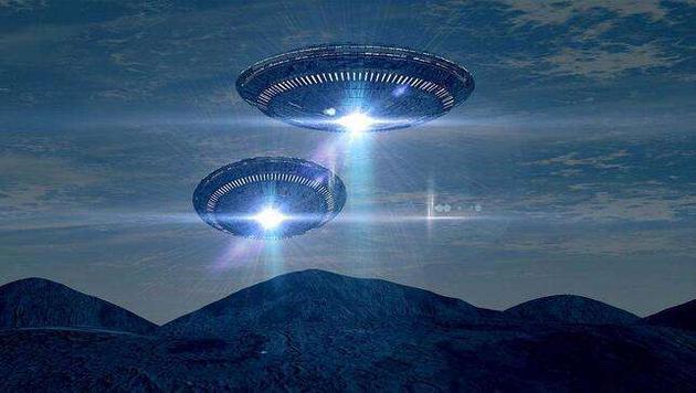 外星人窥视地球?地球遭受其它星系远古无形能量轰击的照片 - 1