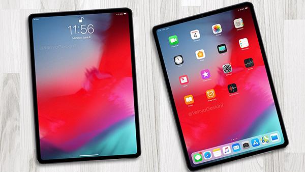 爆料大神再曝iPad Pro 2018款细节的照片 - 1