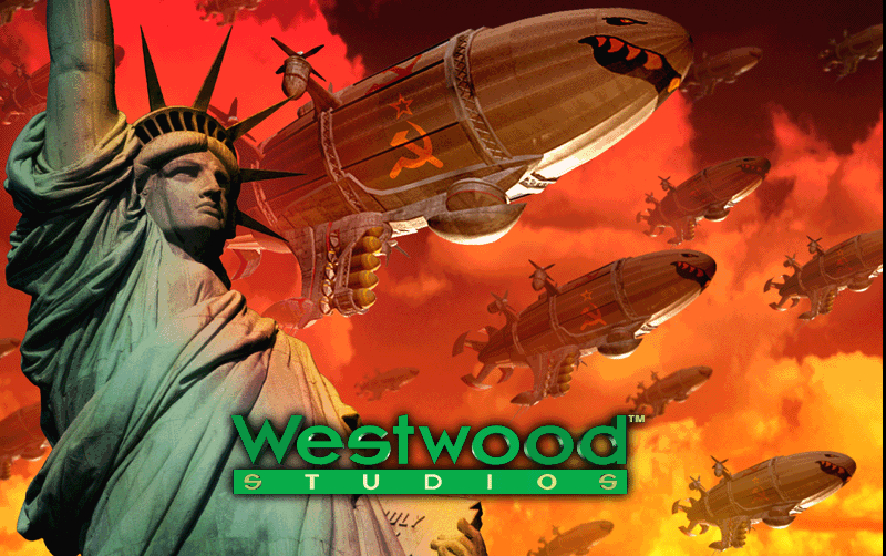 """当年网吧最火的联机游戏之一 红警2让很多人爱上了""""建造游戏"""""""