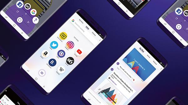 Opera Touch凭借革命性UI获得红点设计奖的照片 - 1
