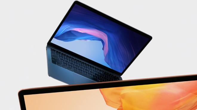 全新MacBook Air发布 配备Retina屏幕、Touch ID、USB-C的照片 - 1