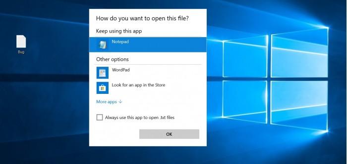微软已邀请Insider测试补丁:修复Win10默认应用无法更改问题的照片 - 1