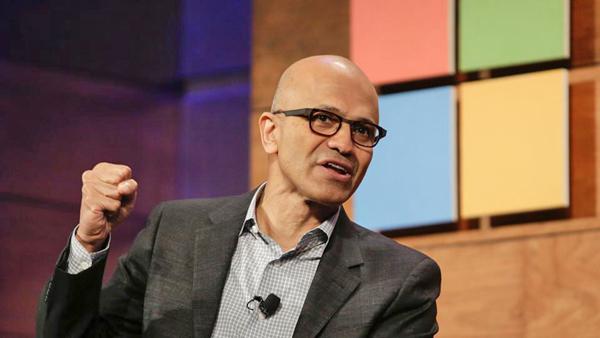 微软不做大哥好多年:现在的对手曾经只是自己的零头的照片